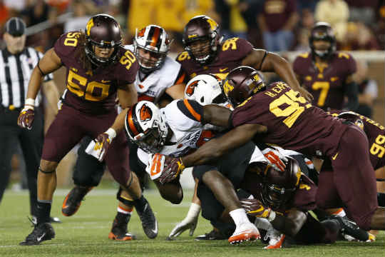 Analysis: Minnesota 30 Oregon State23