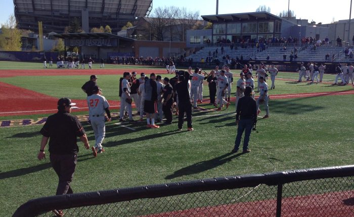 Beaver Baseball heads into final weekend of regular season on historicrampage.