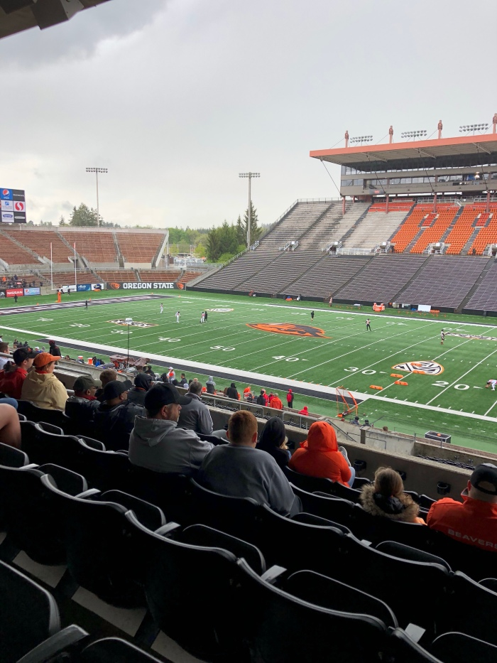 Calm Before the Storm: 2018 OSU Football Overview; FallCamp
